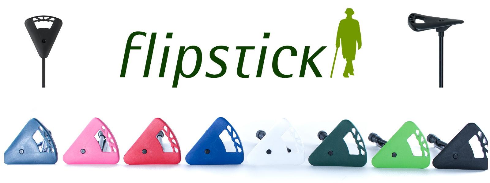 Flipstick - der Sitzstock