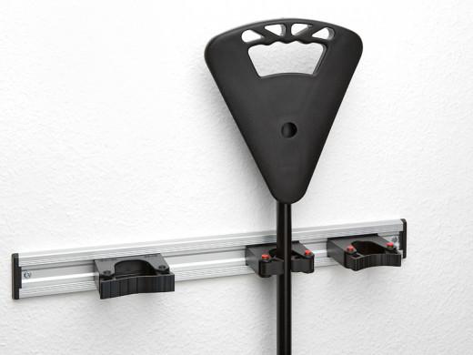 Toolflex Halter mit Alu-Schiene 50cm