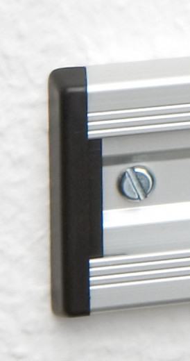 Toolflex Endkappen für Schienensystem 10er Pack