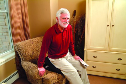 Aufstehhilfe Sitzhilfe Uplift 90-160 kg Maximalgewicht