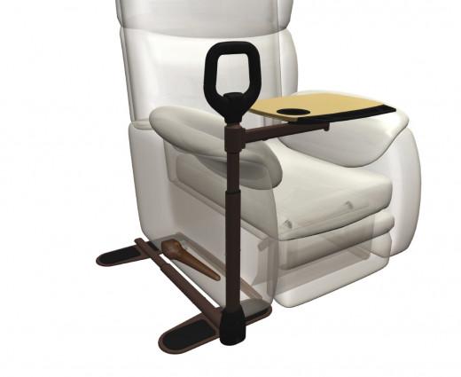 Couch Tray Sofagriff Aufstehhilfe mit Tablett