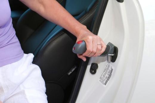 Auto Ein- und Ausstiegshilfe Metro Car Handle