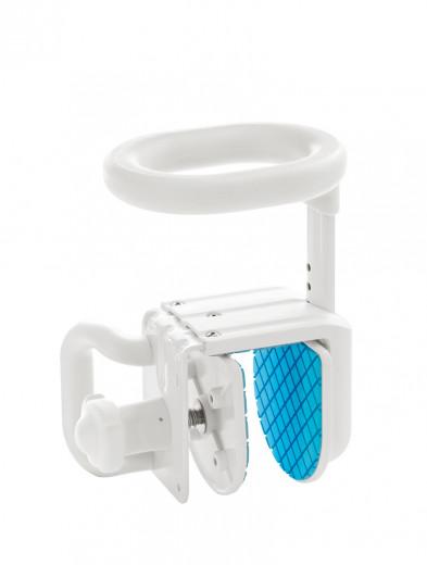 Badewannengriff mit flexiblem Griff beidseitig verwendbar