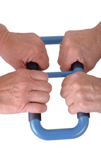 Aufrichthilfe Aufrichtgriff Pimpf blau