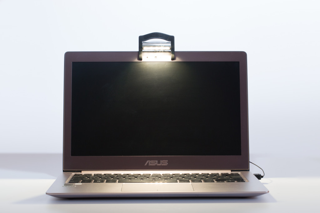 Usb Lampe Notebook Led Leuchte Mit Klemmvorrichtung Activera