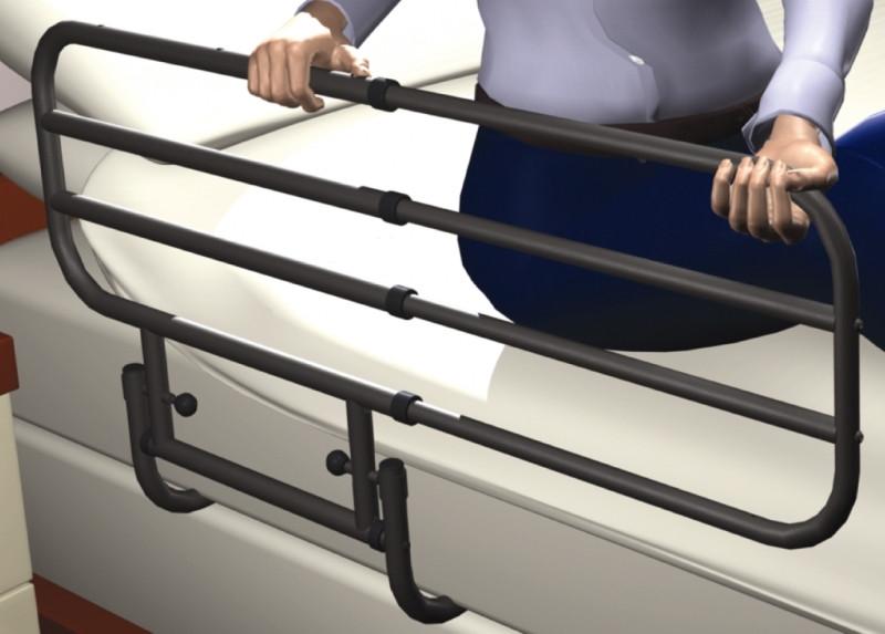 Ausziehbares Seitengitter Fur Pflege U Krankenbetten Activera