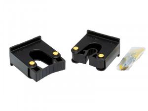 Toolflex Halterung 15-20mm schwarz Doppelpack