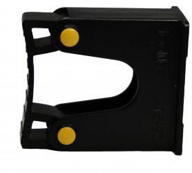 Werkzeughalterung Toolflex 15-20mm 2er Set schwarz